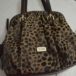 Moschino Cheap and Chic large tote bag
